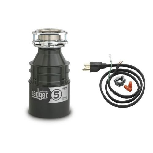 insinkerator-badger-5-garbage-disposal-with-power-cord-1-2-hp