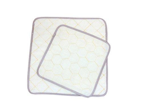100% Wood Fiber Dish Cloth (100, honeycomb) by Catalina Comfort