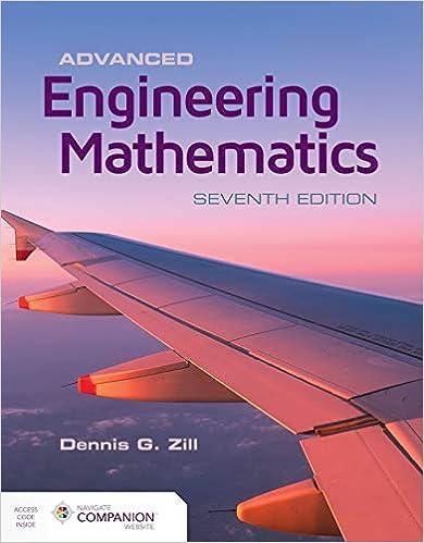 Advanced Engineering Mathematics Zill Dennis G 9781284206241 Amazon Com Books