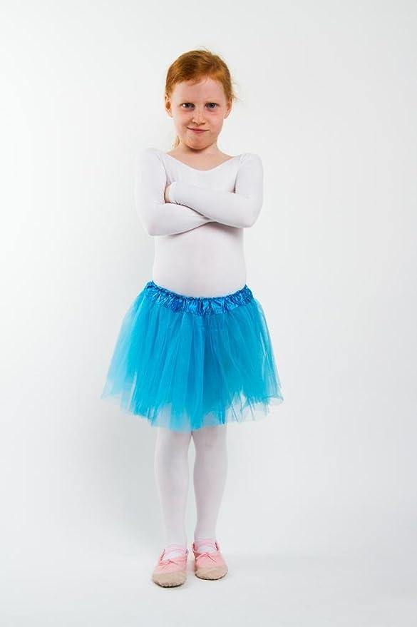 d30c801f82adfb Tante Tina - Tulle Skirt Lily for Girls - Tutu Petticoat Ballet - Black:  Amazon.co.uk: Clothing