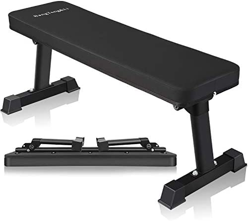 BangTong Li Flat Weight Bench Utility Workout Exercise Training Equipment for Fitness