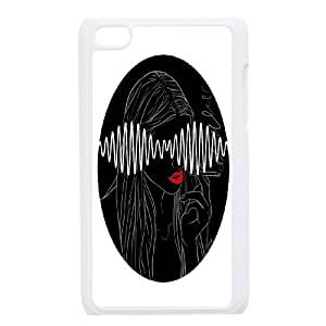 James-Bagg Phone case Arctic Monkeys Music Band Protective Case FOR IPod Touch 4th Style-2