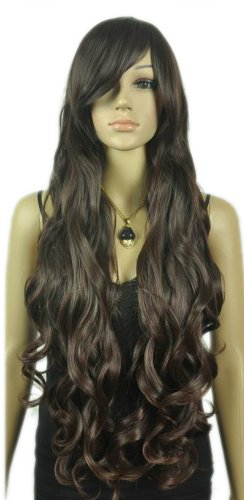 Extra Long Curly Wig - 9