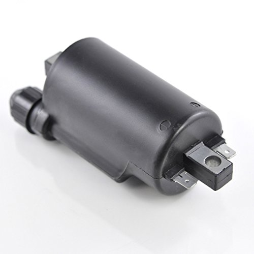 Ignition Coil For Honda 4-Cylinder Bike with 2 Coils Or 2-Cylinder Bike with 1 Coil 125 cc to 1800 cc Engines 1966-2015