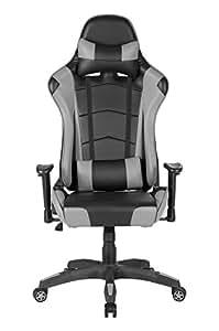 Gaming silla intimate wm heart silla de escritorio for Sillas ergonomicas con apoyo lumbar
