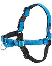 PetSafe EWH-D-HC-M-OCN Deluxe Easy Walk Harness, Medium, Ocean Blue