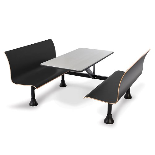(Ofm Bench-Style Cafeteria Seating - 30X48