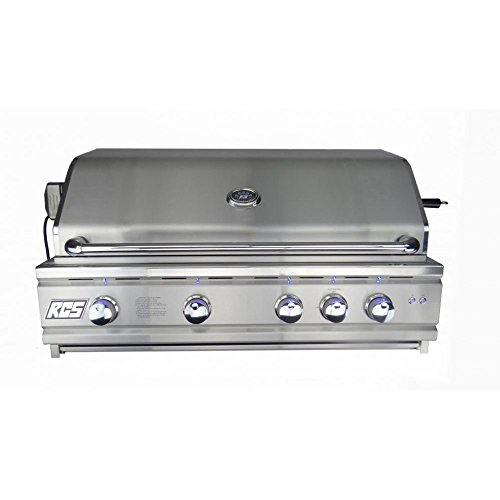 RSC Rcs Cutlass Pro 38-inch Built-in Propane Gas Grill - Ron