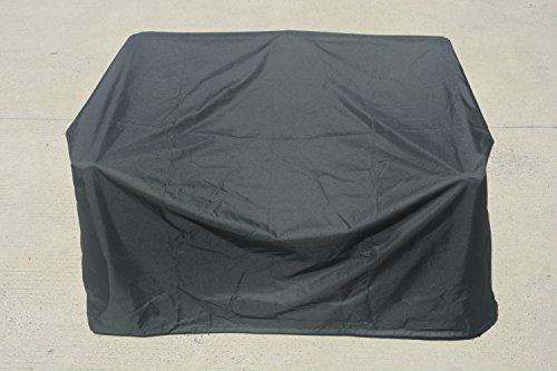 Direct Wicker Waterproof Bench/Loveseat Cover,Outdoor Loveseat Cover by Direct Wicker