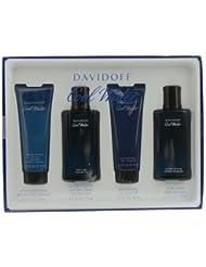 Davidoff Cool Water 4 Pieces Colognes Set for Men