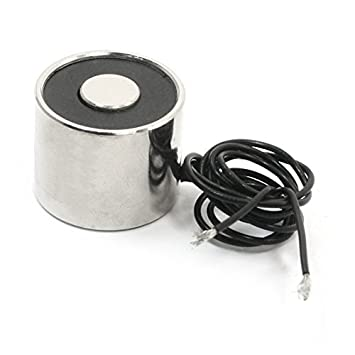 Amazon.com : 5kg 11 libras fuerza/elevación del imán electroimán ...