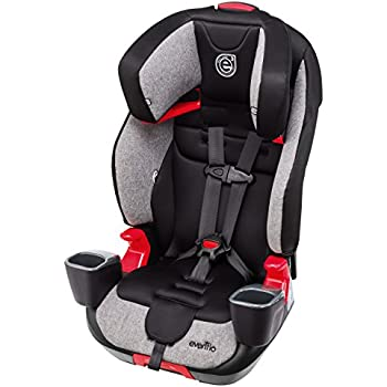 Evenflo Transitions 3-in-1 Combination Booster Seat, Legacy