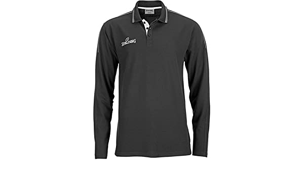 Spalding 12 x Polo Camiseta LS Manga Larga Trainer RS de Sports ...
