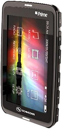 Schneider España Prime 4GB Negro - Reproductor MP3 (52 g, Negro ...
