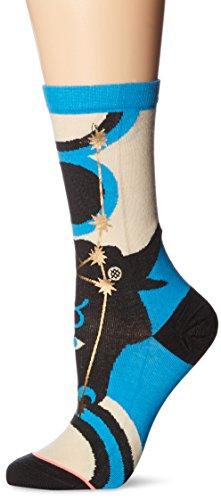 stance-womens-taurus-zodiac-crew-sock-multi-medium