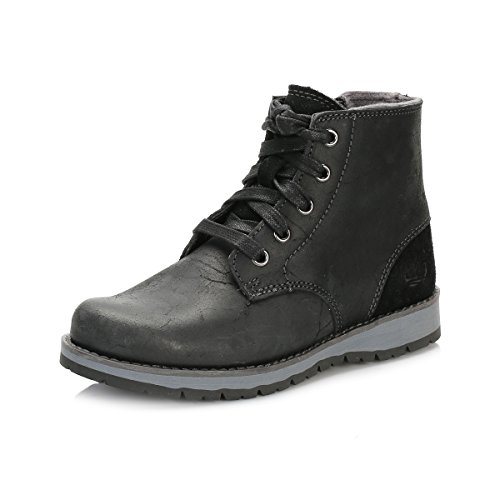 Timberland Youth Jet Noir Kidder Hill Bottes