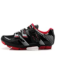 Tiebao Cycling Shoes Carbon Mountain MTB Bike Shoes For Men Cycle Sneakers Men Athlet Shoes
