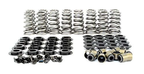 COMP Cams LS Conical Valve Spring Kit w/ Chromemoly Retainers (Springs Beehive Cams Comp)