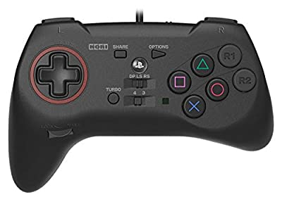 HORI Fighting Commander 4 Controller for PlayStation 4/3 from HORI