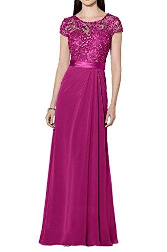 para rosa Vestido 46 Topkleider mujer trapecio E7fxCq