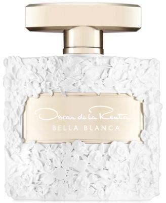 Oscar De La Renta Bella Blanca Eau de Parfum Spray, 3.4 Ounc