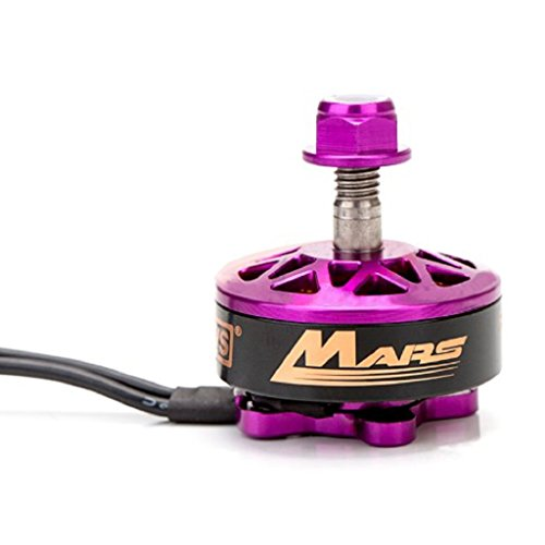 1 Pair DYS MARS Brushless Motor 2750KV 3-6S for 230 250 280 300 FPV Racing Frame Multirotor Quadcopter (CW & CCW)