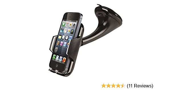 Cygnett DashView Universal II Car Mounts for Smartphones Retail Packaging Black CY1301ACDU2