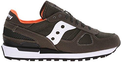 Originele Originaliteit Mensenschaduw Originele Vega Klassieke Retro Sneaker Groen