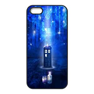 Wholesale Doctor who police box,TARDIS series protective cover For Apple Iphone 5 5S Cases DR-WHO-023888