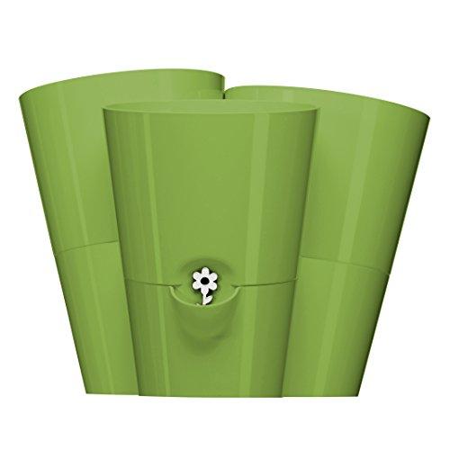"Emsa 517535 ""Fresh Herbs Trio"" in Green Herb Pot"