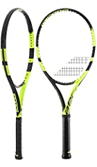 Revolutionized with the latest in Babolat technology, the Pure Aero builds on the popularity of the Aeropro Drive, which has been one of the most popular racquets in the world for several years. The latest version gets an update to its AeroMo...