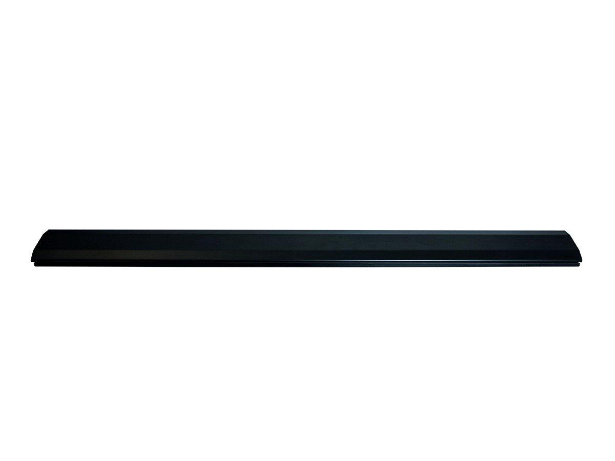 Monoprice Aluminum Cable Management Raceway 29in Medium - Black