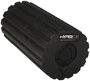 HyperIce Vyper - 3 Speed Vibrating Foam Roller for Muscles - Ideal For Sore Muscle Release- Deep Tissue Massage - Relieve Muscle Pain And Stiffness Like The Professionals