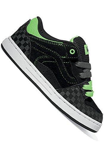Vans,baxter, Black/Green , MAXLEI, Gr: 34,5