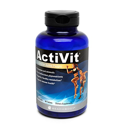 ActiVit Multivitamins Natural Metabolism Formula