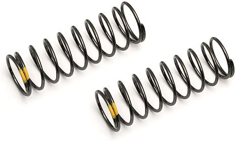 Team Associated 91076 Front Shock Spring 2 4.8-Pound//13mm Yellow