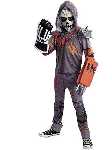 Rubies Teenage Mutant Ninja Turtles Animated Series Deluxe Casey Jones Costume, Child (Boys Rock Hero Costumes)