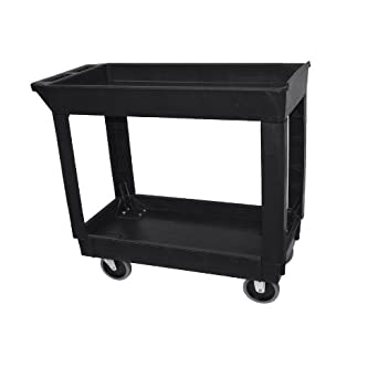 Continental R5800BK, Utility Cart (Case of 1)