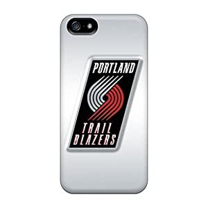 Rosesea Custom Personalized [XpY29084spyV]premium Phone Cases For Iphone 5 5s Portland Trail Blazers Cases Covers by icecream design