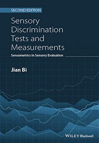 Sensory Discrimination Tests and Measurements: Sensometrics in Sensory Evaluation