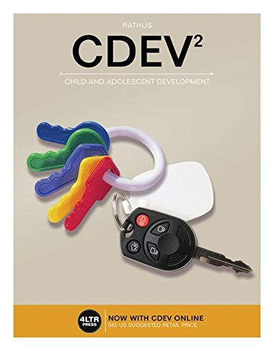 CDEV (with CDEV Online, 1 term (6 months) Printed Access Card) (New, Engaging Titles from 4LTR Press)