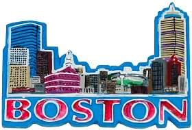 Amazon Com Boston Magnet Jumbo Poly Boston Magnets