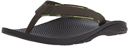 Chaco Mens Flip Ecotread Flip Sandal Bowling Green