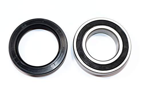 Rear Wheel Bearings Seals - HONDA FOREMAN 400, 450, 500 / RANCHER 350, 400, 420 ATV LEFT REAR AXLE WHEEL HUB HOUSING BEARING & SEAL KIT