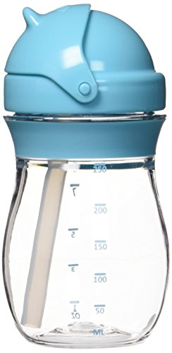 OXO Transitions Straw Aqua Ounce