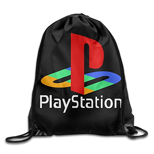play-station-video-game-ps-logo-sackpack-training-gymsack-drawstring-bag-drawstring-backpack-sport-b