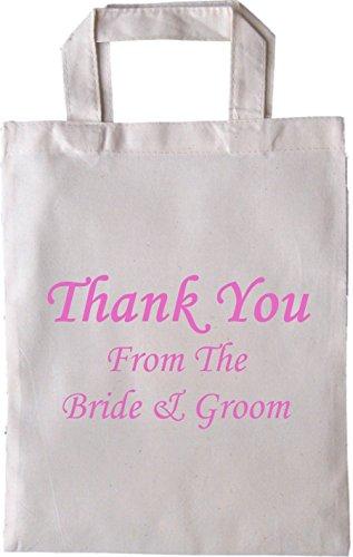 30cm H Thank Favor You x Wedding 24cm Bags Favour W 0ZwqPY1