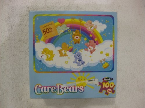 - Carebears 100 Piece Puzzle