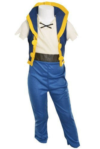 Disney Jake And The Neverland Pirates Deluxe Costume with Sword 3T-4T ()