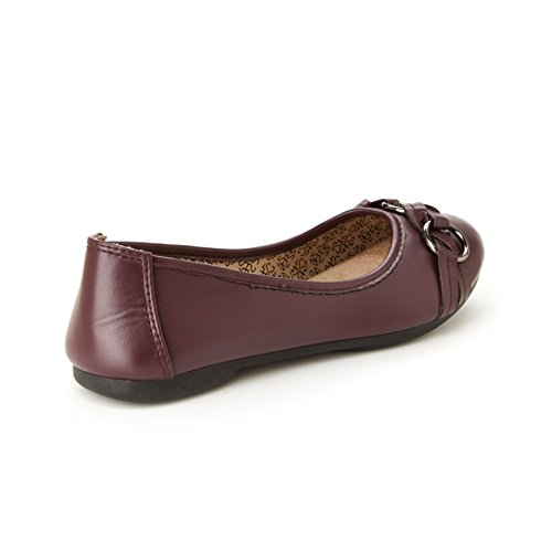 Jual Harborsides Gaze Women Flat Leather Shoes - Memory Foam f332c11c2c